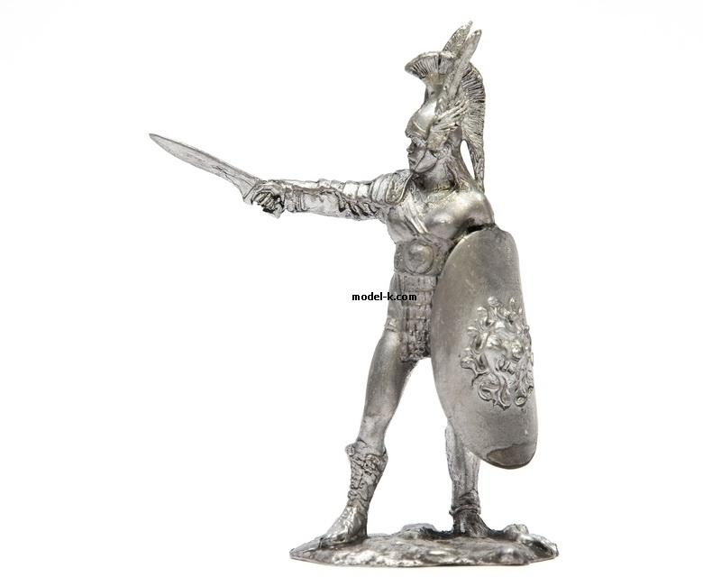 1:32 Scale Metal Figure of  Gladiatrix