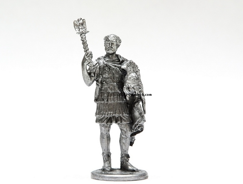 1:32 Scale Metal Miniature of  Gnaeus Pompey