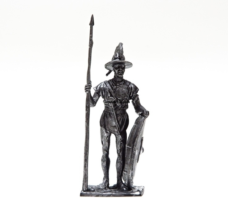 1:32 Scale Metal Miniature of Etruscan