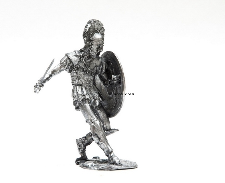 54mm tin figurine Ancient Greece