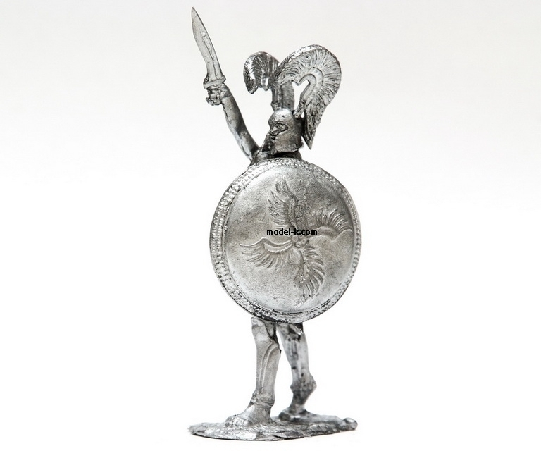 54mm tin figurine Lakrosky Hoplite