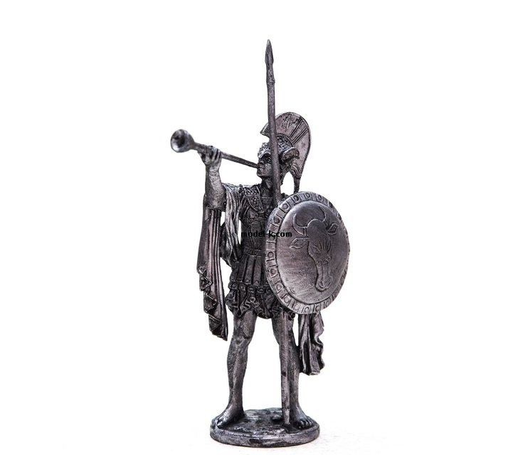 54mm tin figurine Trumpeter 1:32 Scale