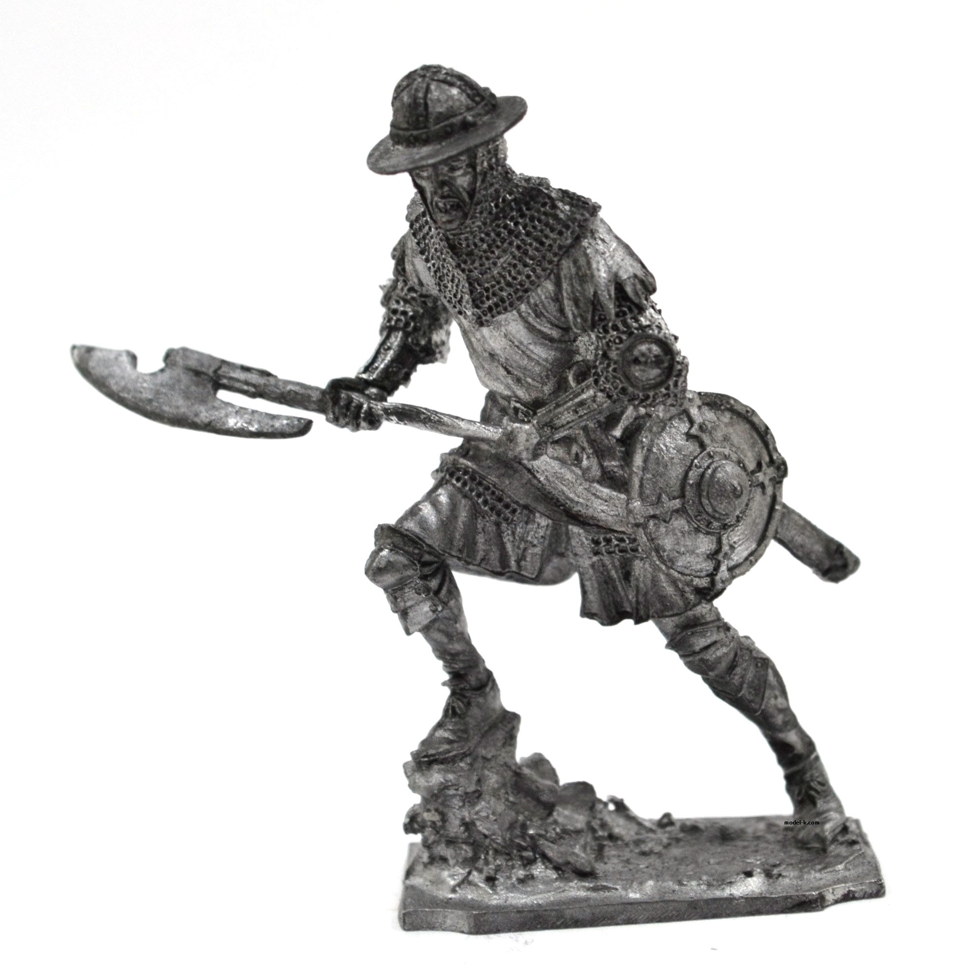 Western European infantry 1:32 scale warrior
