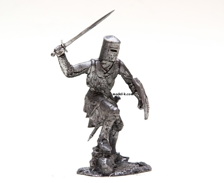 1:32 tin figure Knight of the Austrian Electorate