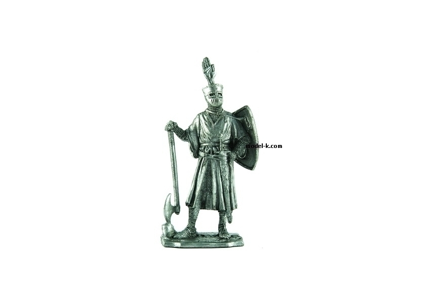 German Knight tin 54mm