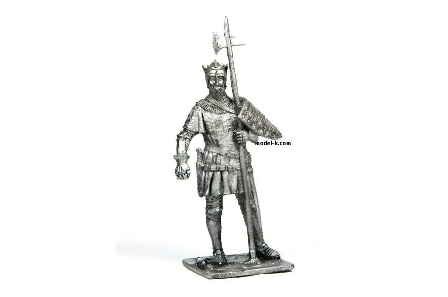 Henry of Grosmont Metal Sculpture tin 54mm