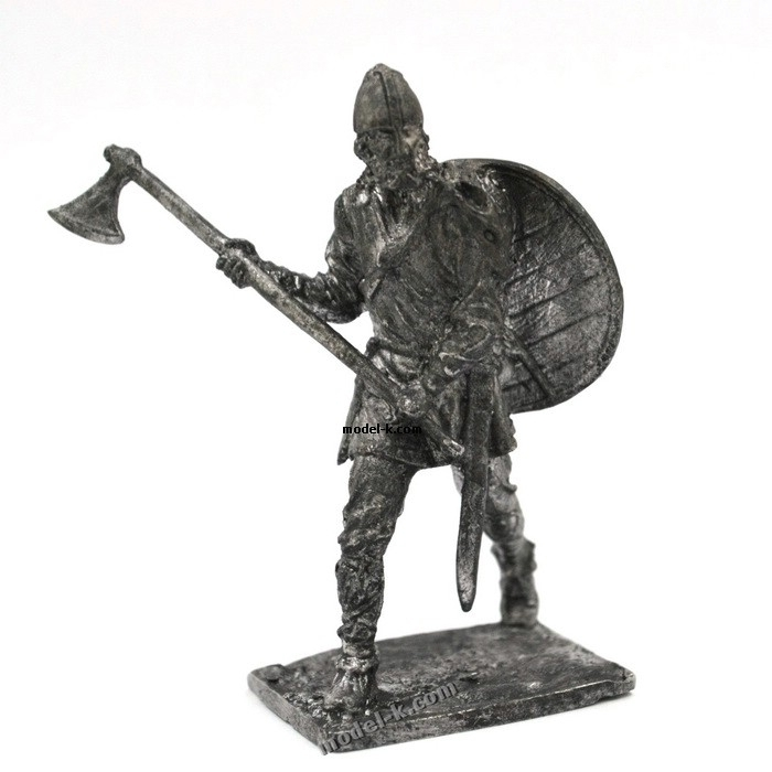 toy 54mm metal figurine