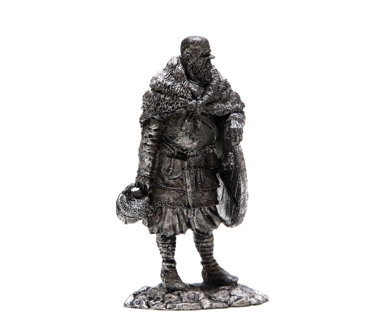 1:32 tin figure of Berserk bodyguard. Metal Castings Figurine