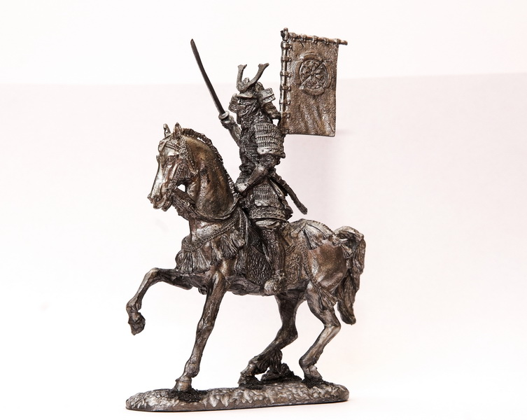tin 54mm Samurai
