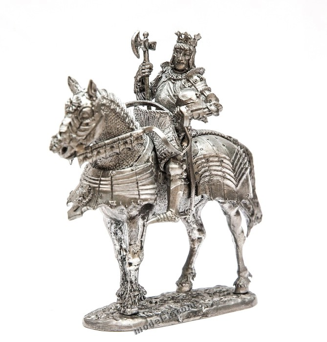 Richard III King of England 54mm sculpture 1/32