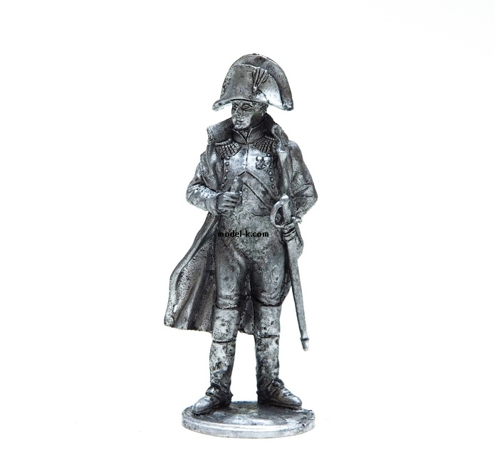 1:32 Scale Metal Miniature of Napoleon