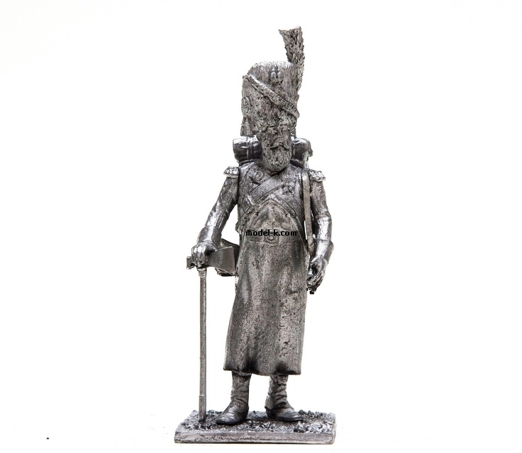 1:32 Scale Metal Miniature of  Drummer of Hussar regiment