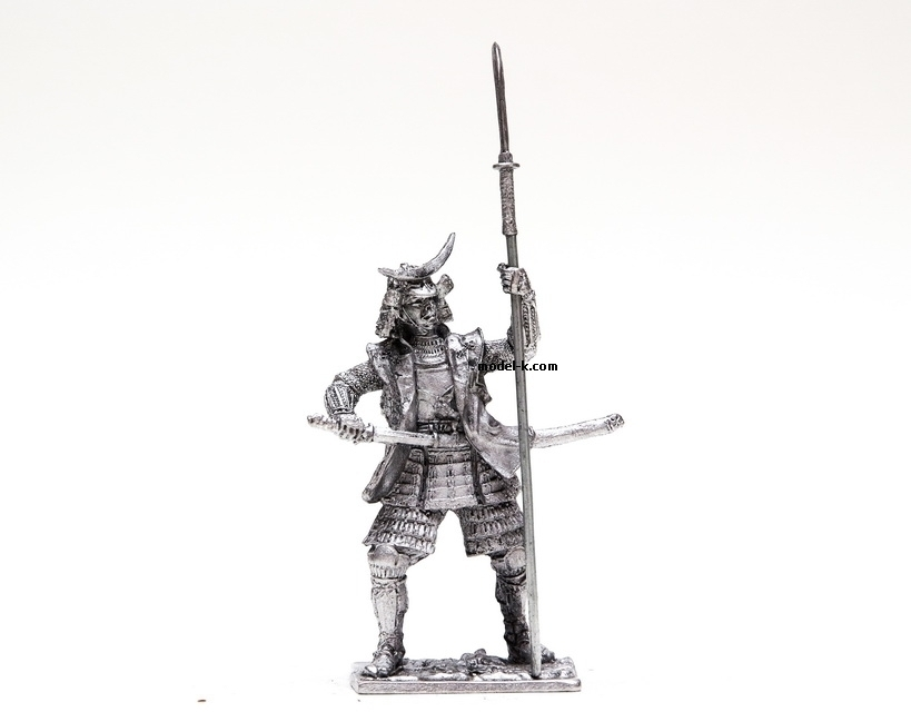 1:32 tin figure of Samurai