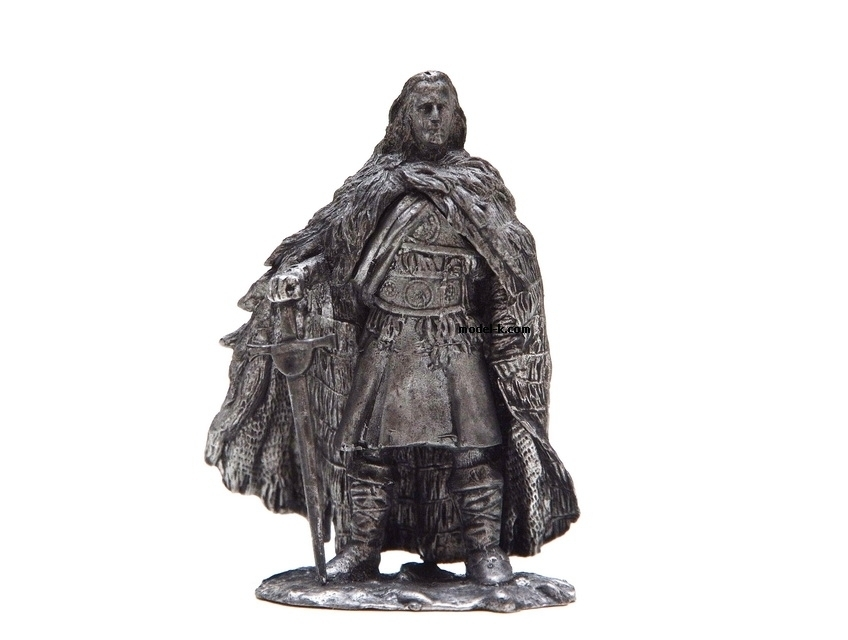1:32 Scale Metal Miniature of William Wallace