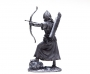 54mm Miniature of Roman Warrior 1:32 Scale