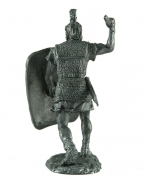 54mm Miniature of Roman Commander 1:32 Scale