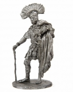 54mm Miniature of Legio XI Claudia Pia Fidelis 1:32 Scale