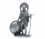 54mm tin figurine of Spartan commander. V B.C. Greece 1:32 Scale