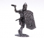 1:32 Scale Metal Miniature of Spartan Warrior. Greece