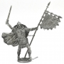 54mm tin metal figurine