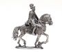Figure on horse. Scale 1/32. Decurion of horse turma
