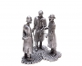 1:32 Scale Metal Miniature of 3 figures