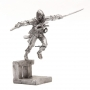 1:32 Scale Metal Miniature of Assasin