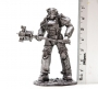 1:32 Scale Metal Miniature of  T-45 Power Armor Fallout 4